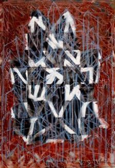 2014, oil on canvas, 60 x 90 cm.